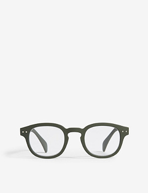 IZIPIZI LetMeSee #C oval-shaped reading glasses +1.50