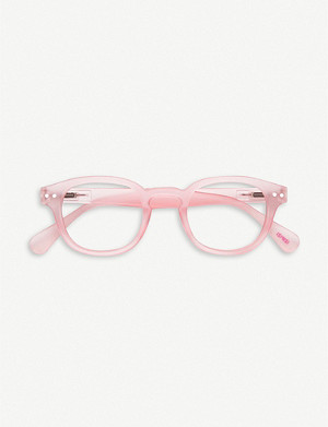 IZIPIZI #C Reading round-frame glasses +1