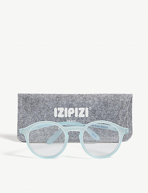 IZIPIZI #D Reading round-frame glasses +1.5