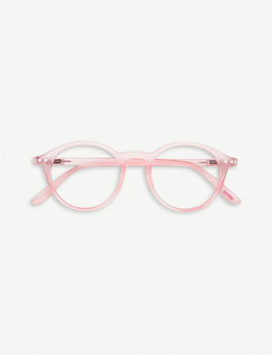 IZIPIZI #D Reading round-frame glasses +3