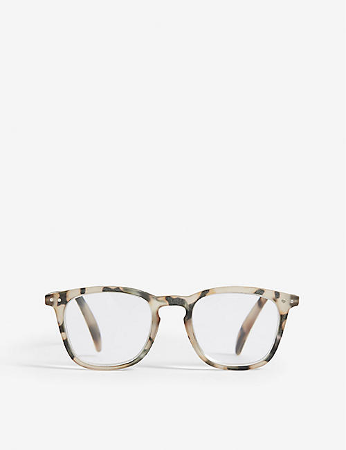 edc2521d1c IZIPIZI - LetmeSee square-frame reading glasses +3.00