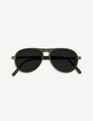 IZIPIZI #I aviator sunglasses