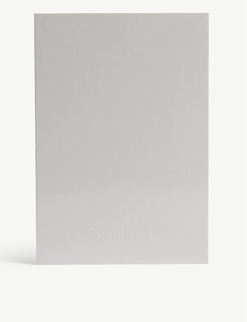 NOMESS Colour a5 notebook