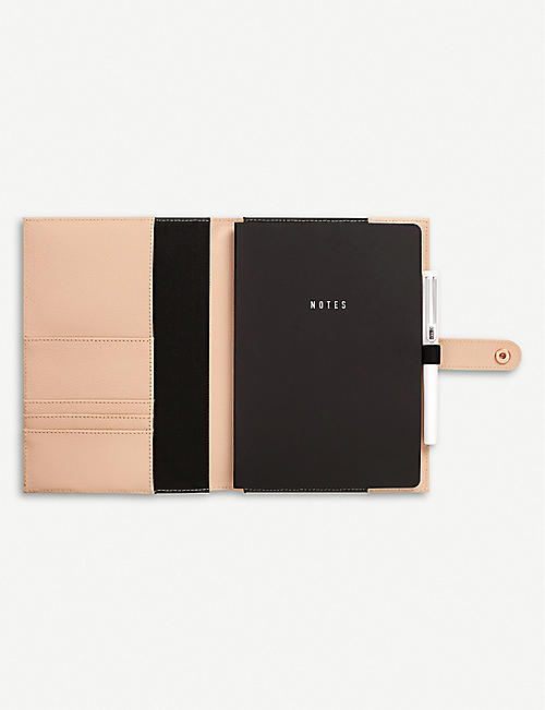 KIKKI.K A5 leather notebook holder