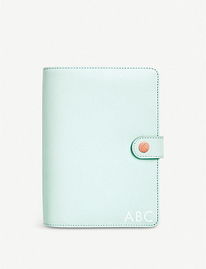 KIKKI.K Personal 18-month medium leather planner