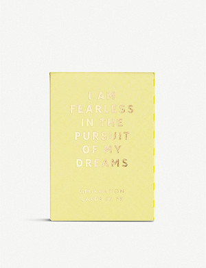 KIKKI.K Affirmation cards pack of 52