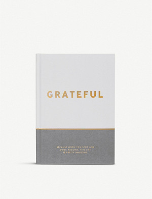 KIKKI.K Inspirational gratitude A5 journal