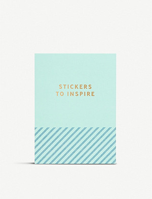KIKKI.K Inspirational DIY sticker book