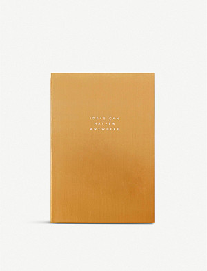 KIKKI.K Metallic feature luxury journal A5
