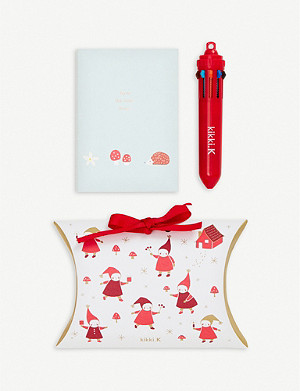 KIKKI.K Woodland post-it notes stocking filler