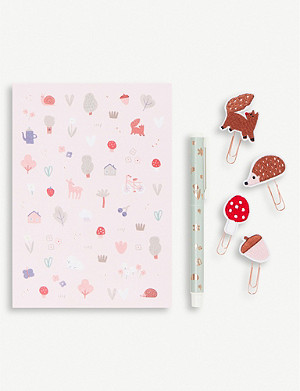 KIKKI.K Sweetest Things stationary set