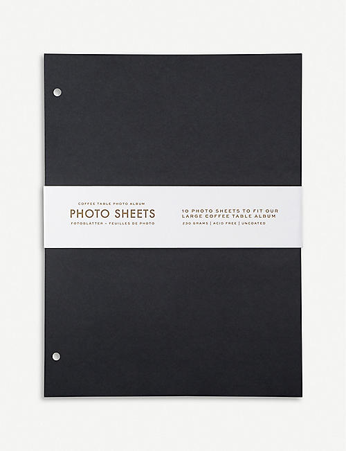 PRINT WORKS Photo paper 10 sheets