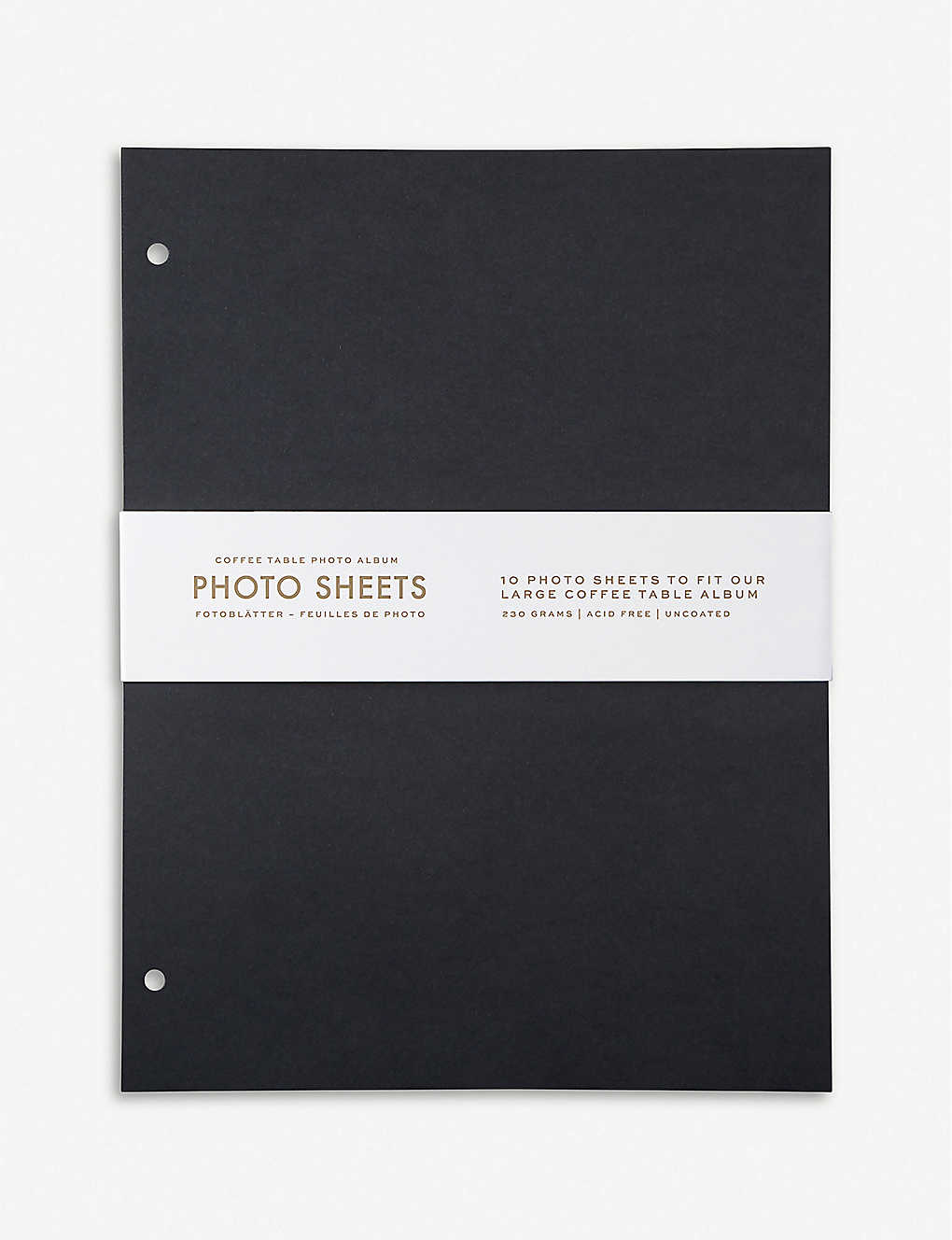 PRINT WORKS: Photo paper 10 sheets