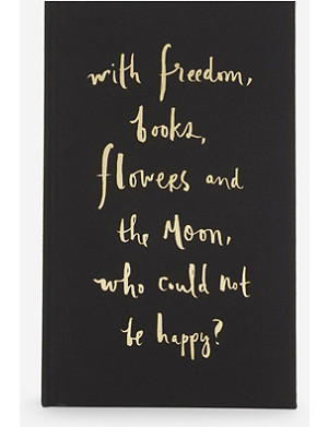 KATE SPADE NEW YORK Wit and Wisdom journal