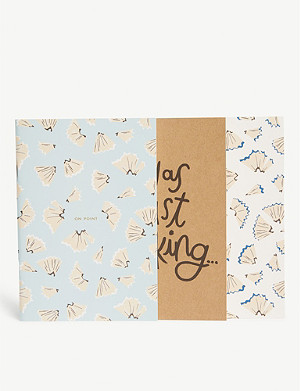 KATE SPADE NEW YORK On point notebooks set of 3