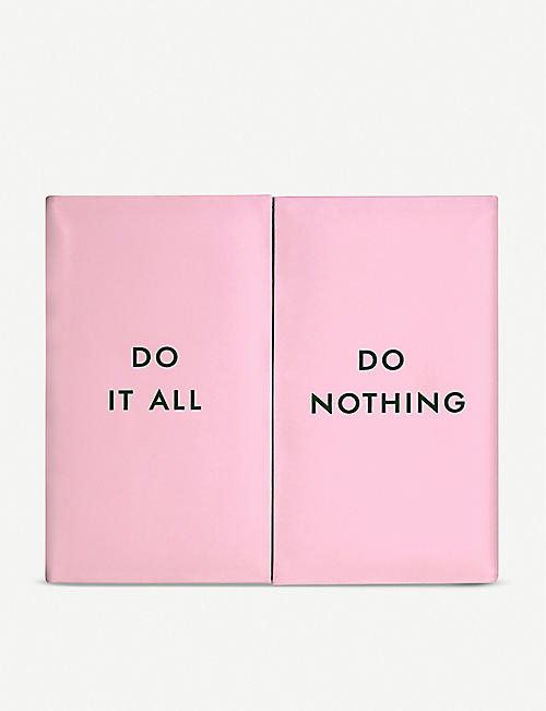 KATE SPADE NEW YORK: Do It All weekly calendar and folio 19cm x 23cm