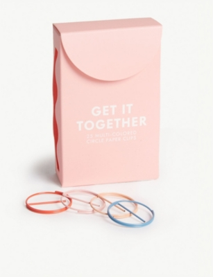 BANDO Get it together paper clips box of 25
