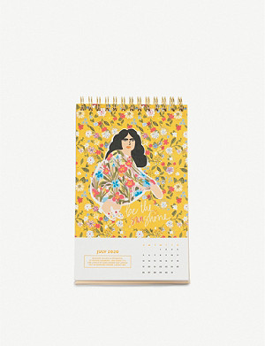 BANDO Best Year Ever 2020 desk calendar 17.7x11.4cm