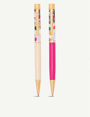 BANDO Glitter Bomb pens set of two