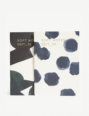 DARLING CLEMENTINE Soft notebook set