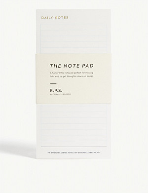 DARLING CLEMENTINE Daily notes notepad