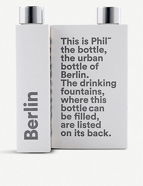 PALOMAR Phil Berlin water bottle 500ml