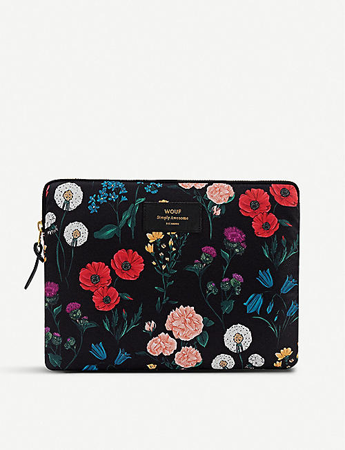 WOUF: Blossom iPad case