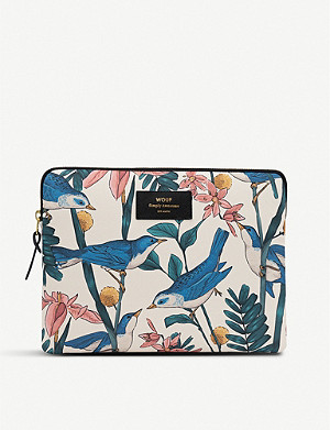 WOUF Birdies iPad case