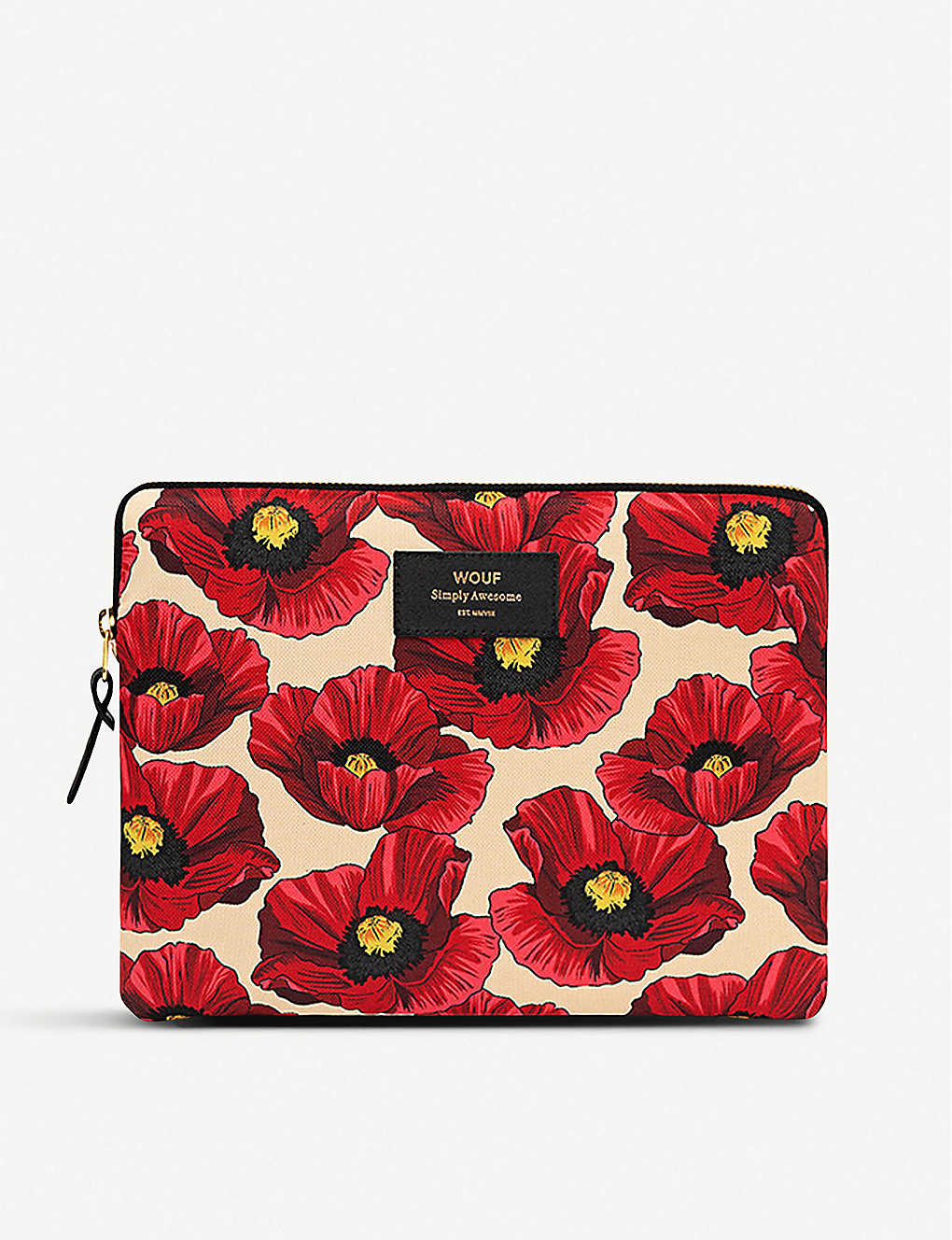 WOUF: Poppy iPad case