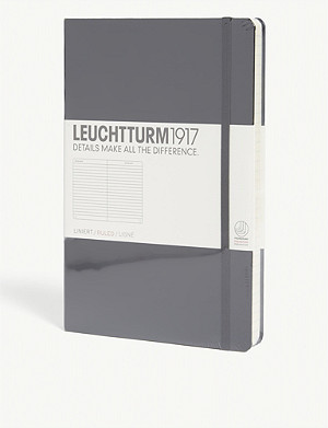 LEUCHTTURM1917 Lined A5 notebook
