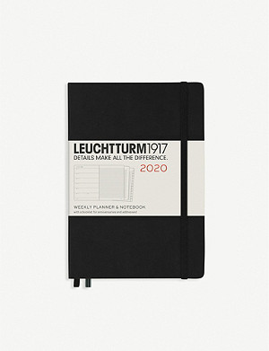 LEUCHTTURM1917 Leuchtturm1917 weekly planner and notebook A5