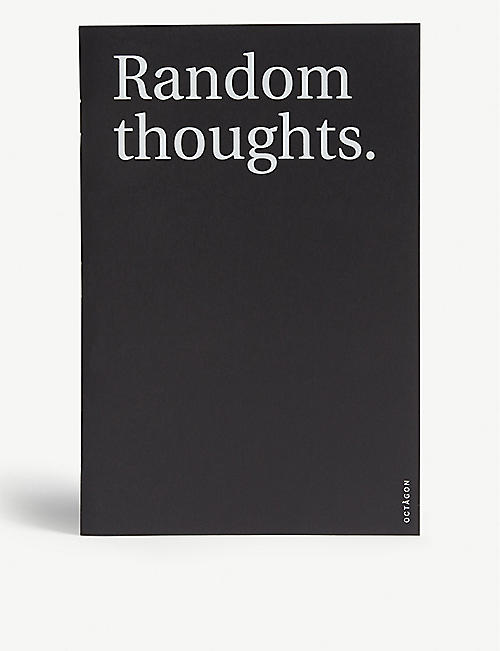 OCTAGON A5 Random thoughts notebook