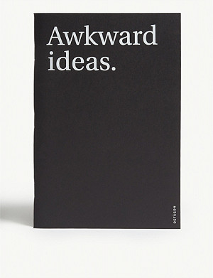 OCTAGON A5 Awkward ideas notebook