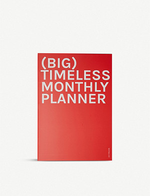 OCTAGON (Big) Timeless Monthly Planner 21cm x 29.7cm
