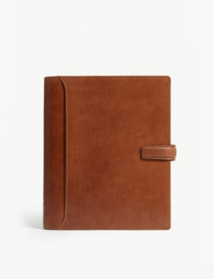 FILOFAX Lockwood A5 leather personal organiser 2018-19