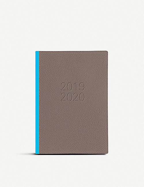 LETTS Two-tone 18-month 2019-2020 academic diary A5
