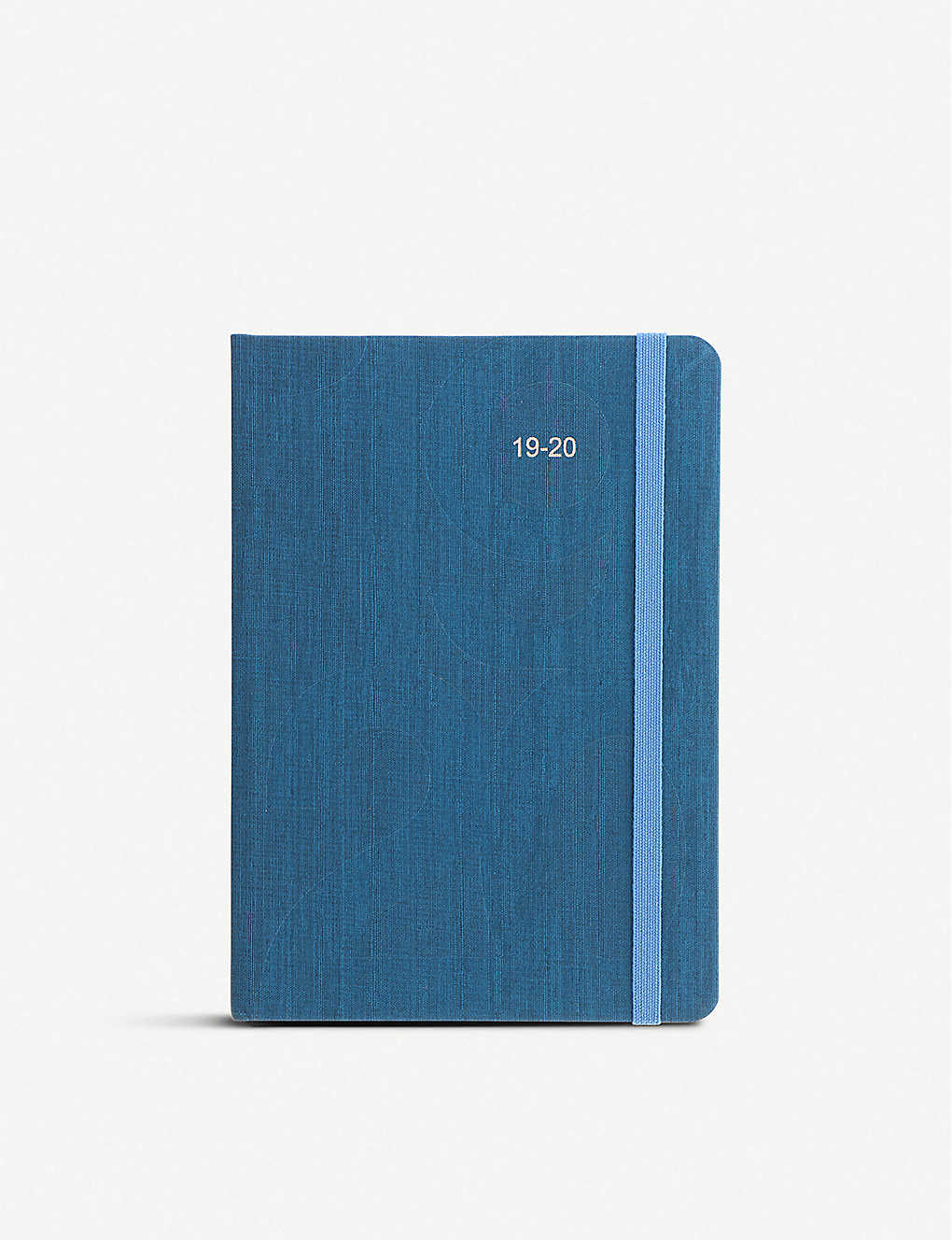 LETTS: Block 18-month 2019-2020 day-to-page academic diary A6
