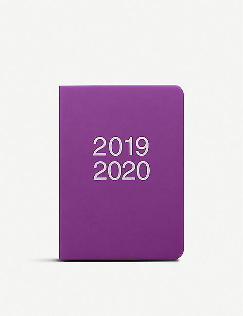 LETTS Dazzle A6 day-to-page 2019-2020 diary