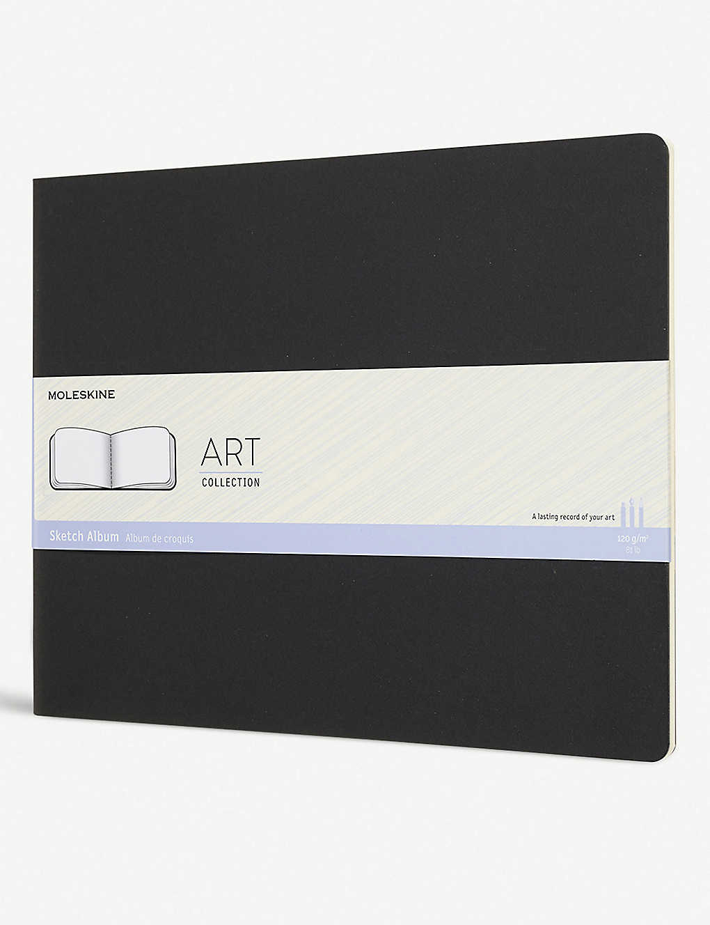 MOLESKINE: Art sketch album 21.59x27.94cm
