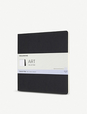 MOLESKINE Art Collection sketchbook 19cm x 19cm
