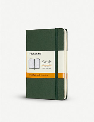 MOLESKINE: Classic ruled notebook 14cm x 9cm