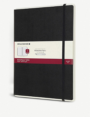 MOLESKINE Extra-large ruled Paper Tablet