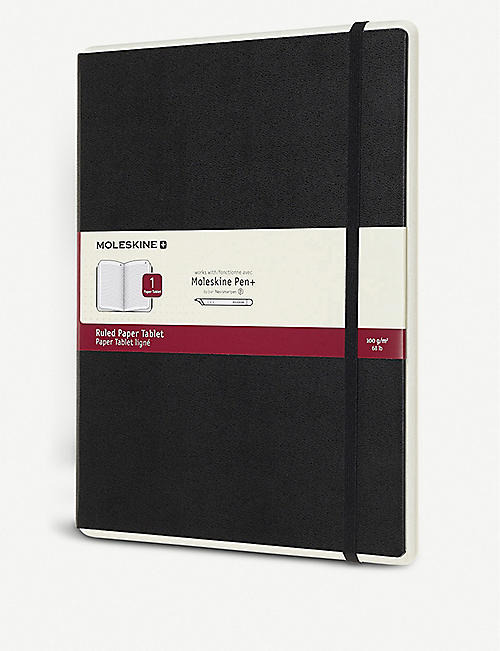 MOLESKINE: Extra-large ruled Paper Tablet