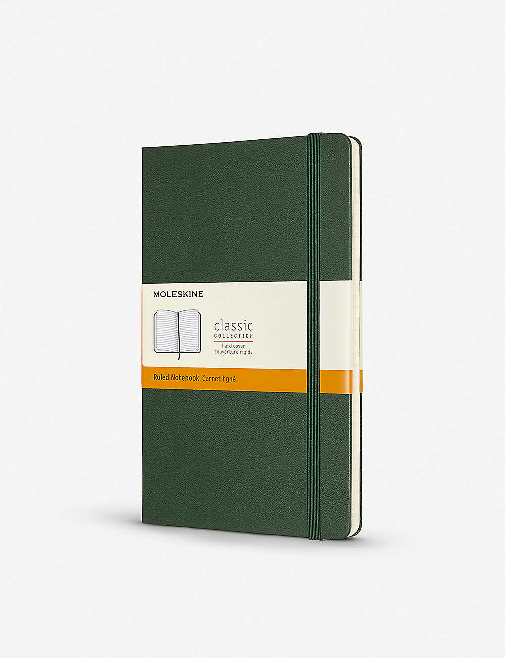 MOLESKINE: Classic collection large ruled hardcover notebook