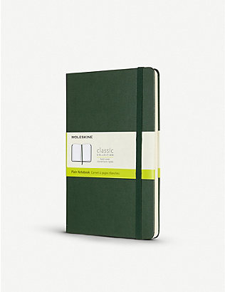 MOLESKINE: Classic collection hardcover notebook 21cm x 13cm