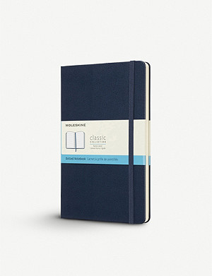 MOLESKINE Dotted hardcover notebook