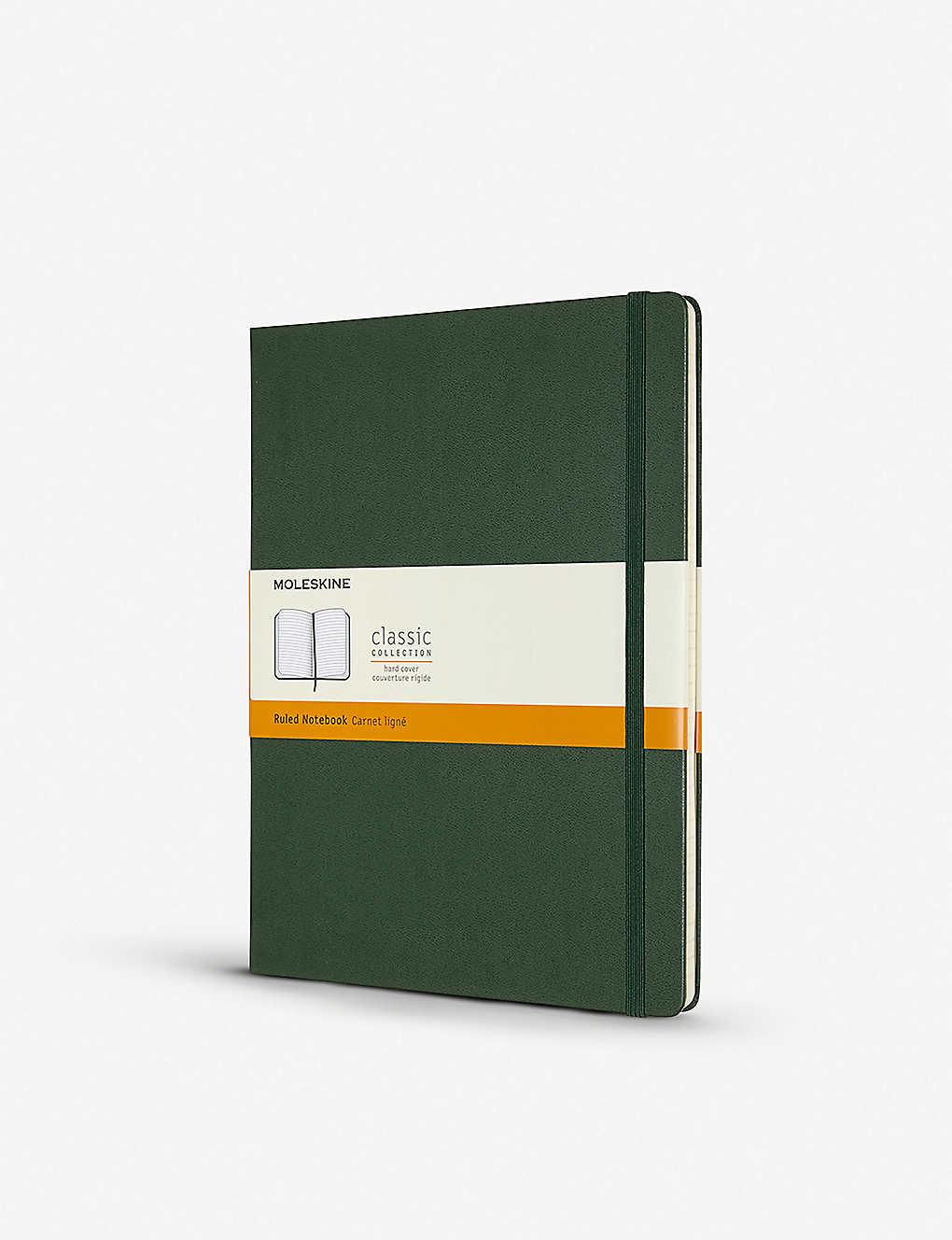 MOLESKINE: Classic collection ruled hardcover notebook 25cm x 19cm