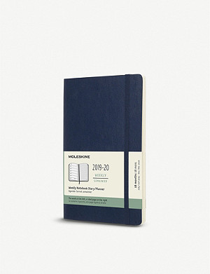MOLESKINE Pocket 18-month weekly planner 21cm x 13cm