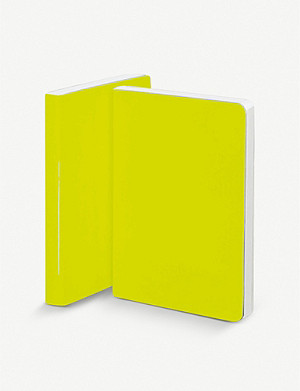 NUUNA Candy neon notebook 10.8cm x 15cm