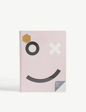 NUUNA Graphic L Ox notebook 16.5x22cm
